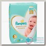 Памперс Премиум каре (р-р 5) 11+кг N 42