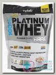 100% Platinum Whey со вкусом карамельный фраппе 750г пакет N 1