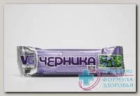Витаген шок батончик на фруктозе Черника 40 г N 1