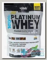 100% Platinum Whey со вкусом шоколад-мята 750г пакет N 1