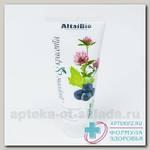 АлтайБио крем д/ног увлажняющий клевер и смородина 75мл N 1