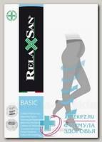 Relaxsan колготки д/беременных basic 140den 18-22mmHg р.4 черные