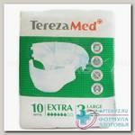 TerezaMed Подгузники д/взрослых extra р.L (100-150см) N 28