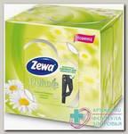 Zewa Deluxe салфетки бумажн косметич 3х слойн ароматизир Aroma Collection N 60