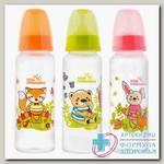 Мир детства бутылочка полипроп с силик соской 250мл /11211/ 0+мес N 1