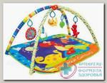 Мир Детства развивающий коврик для малышей Динозавры 0+ N 1