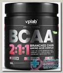 BCAA 2:1:1 со вкусом малины 300г банка N 1