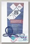 AmRus стетоскоп мед улучшенной акустич проводимости 04-АМ420 N 1