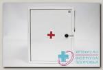 Аптечка д/оказания первой помощи работникам в металлическом шкафу N 1