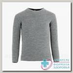 Термобелье soft+ футболка муж длин рукав 80%шерсть+20%полиамид р.XL(52-54) /16SM1RLR-035/ серый N 1