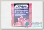 Презервативы Contex Романтик N 3