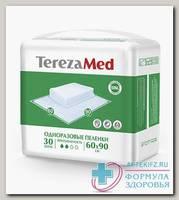 TerezaMed пеленки 60х60 см N 30