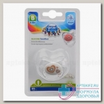 Canpol babies соска-пустышка силикон симметричная NewbornBaby 6-18мес N 1
