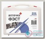 Аптечка д/оказания первой помощи работникам пластмассовый футляр большой 8-2 N 1