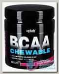 BCAA chewable фруктовый пунш жеват таблетки банка N 60