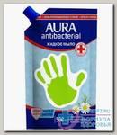Аура мыло жидкое с а/б эффектом с ромашкой 500мл N 1