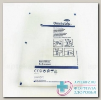 Hartmann Omnistrip полоски д/закрытия ран 6мм х 101мм N 10
