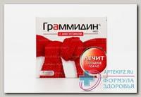 Граммидин нео с анестетиком тб N 18
