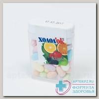Холодок конфеты таблетированные ассорти N 1