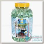 Бальзамир соль д/ванн 1,2кг банка с эф маслом мята N 1