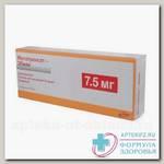Метотрексат Эбеве р-р д/ин 10 мг/мл 0,75 мл N 1