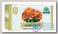 Фиточай Календула таежная ф/п 1,5г N 20