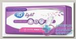 iD Light урологические прокладки extra N 14