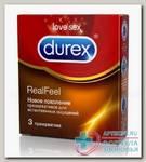 Презервативы Durex RealFeel N 3