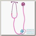 AmRus стетоскоп мед терапевтический с цветной головкой 04-АМ404 N 1