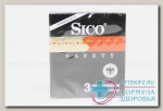 Презерватив Sico Safety классические N 3