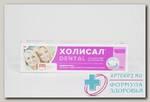 Холисал дентал стоматологический гель 15г N 1