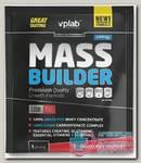 Mass Builder со вкусом клубника-йогурт 1,2кг пакет N 1
