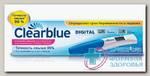 Тест на беременность Clearblue digital цифровой с индиктором срока N 1