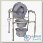 AmRus кресло-туалет д/инвалидов AMCB6806 N 1