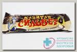 Капитан Сильвер батончик кокос в шокол.глазури с кремом 50г N 1