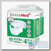TerezaMed extra подгузники р L (100-150 см) N 1