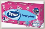 Zewa Everyday салфетки бумажные 2х слойн N 100