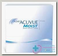 Линзы контактные 1 Day Acuvue MOIST 8.5/-6.00 N 90