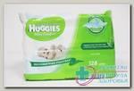 Huggies салфетки влажные детские Ультра Комфорт+Алоэ дуо N 128