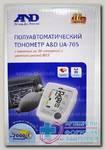 Тонометр UA-705 /полуавтомат/память 30 измер/New N 1