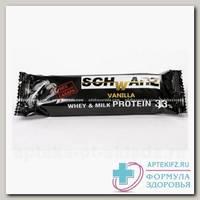 Schwarz батончик с высоким содержанием белка ваниль 50 г N 1