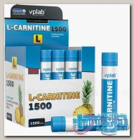 L-Carnitine 1500 амп 25мл со вкусом ананаса N 20