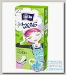 Прокладки Белла фор тинс релакс део ежедн N 20