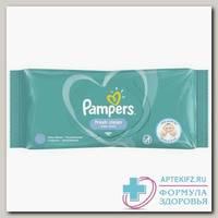 Салфетки влажные Памперс детские fresh clean baby scent N 80