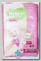 Подгузники Huggies ultra comfort д/девочек (р-р 4) 8-14 кг N 80