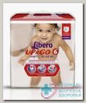 Подгузники Libero UP и GO XL 13-20кг N 14