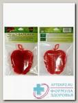 Чудо-варежка массажер медицинский д/тела модель-2 яблоко N 1
