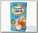 ФрутоНяня Сок яблоко/мяк/без сах 200мл N 1