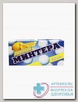 Минтера конфеты таблетированные лимон N 100