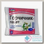 Горчичник-пакет с пихтовым маслом N 10